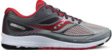Saucony Guide 10 WOMEN RUNNING SHOES Silver/Burgundy 10350-2 6.5 -10