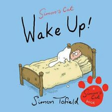 Wake Up!: A Simon's Cat Book by Tofield, Simon Book The Fast Free Shipping