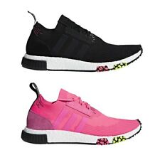Adidas Originals NMD Racer PK Primeknit Men's Shoes CQ2441 (Black) CQ2442 (Pink)
