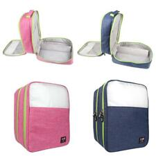 3-Pair Shoe Storage Bag, Shoe Tote Pouch for Travel, Gym, Sport, Hiking,Business