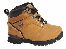 Timberland Splitrock 2 Hiker Lace Up Brown Leather Toddlers Boots A12YA U13