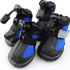 JML Design-New Cute Cozy Waterproof Adjustable Boots Shoes for Dog Puppy X2802