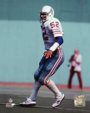 Robert Brazile Houston Oilers NFL Action Photo VD042 (Select Size)