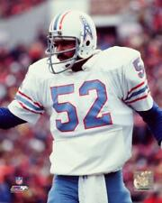 Robert Brazile Houston Oilers NFL Action Photo VD043 (Select Size)