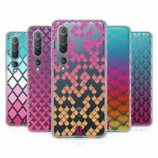 HEAD CASE DESIGNS COLOURFUL SCALES SOFT GEL CASE FOR XIAOMI PHONES