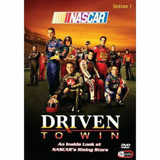 NASCAR Driven to Win Season 1 DVD 2006 2-Disc Set New FACTORY SEALED Free Ship