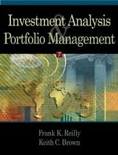 Investment Analysis and Portfolio Management by Brown, Keith C. Hardback Book