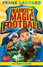 The Grizzly Games: Book 11 (Frankie's Magic Football) by Lampard, Frank Book The