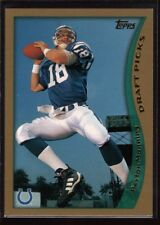 PEYTON MANNING $40+ MINT COLTS HOF ROOKIE CARD #360 RC SP 98 1998 TOPPS FOOTBALL