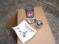 Vintage 70s AC DELCO tune-up tach rpm accessory gm ford chevy rat rod pontiac ss (Fits: Ford Courier Sedan Delivery)