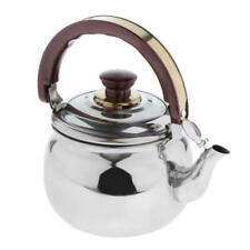 0.6L~6L Stainless Steel Hot Water Kettle Pot With Whistle Sound, Tea Kettle