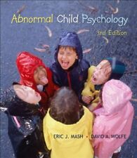 Abnormal Child Psychology by Wolfe, David Book The Cheap Fast Free Post
