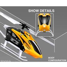 Syma 2CH Remote Control LED Light RC Helicopter with Gyro Crash Resistance