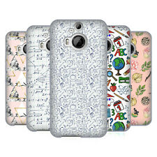 OFFICIAL JULIA BADEEVA ASSORTED PATTERNS 3 SOFT GEL CASE FOR HTC PHONES 2