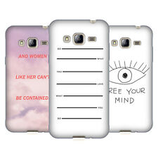 OFFICIAL EFTY QUOTATION SOFT GEL CASE FOR SAMSUNG PHONES 3