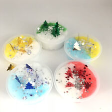 60ml DIY Mud Hand Slime Anti-stress Squeeze Modeling Clay Toy Xmas Gift For Kids