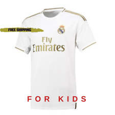 FOR KIDS New Jersey Real Madrid HAZARD 7 shirt official 2019-2020 Football