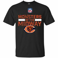 Fan Chicago Bears Football Moster Of the Midway Shirt NFL 2019 Season Men S-6XL