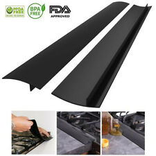 Silicone Cover Kitchen Guard Gap Stove Counter Filler Spill Oven Slit Seal Tape
