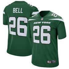 Brand New Men's Nike 2019 NFL New York Jets Le'Veon Bell #26 Game Edition Jersey