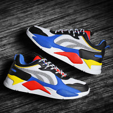 Men's Sneakers Athletic Casual Daddy Shoes Fashion Breathable Outdoor Running