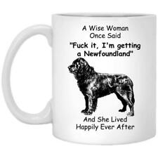 Newfoundland Dog Mom Gift Mug Coffee Mug 11oz 15oz Mothers Day Gift Print in US