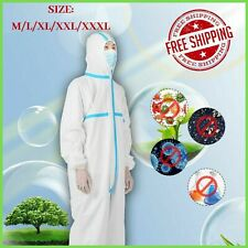 Suit Anti Virus Disposable Coverall Clothing Safety Protection Anti-Epidemic
