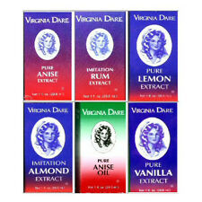 Virginia Dare Pure Extracts & Flavorings-LOW Shipping!