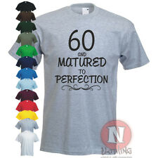 60th birthday celebration present gift funny T-shirt