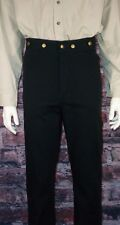 FRONTIER CLASSICS BLACK Frontier Trousers SASS