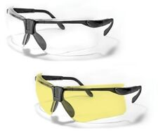 Deben Eye Safety Shooting Glasses - Range Clay Pigeon