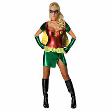 Womans XS S M TV Show Teen Titans Robin Sexy Costume