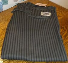 FRONTIER CLASSICS Olive/Navy Stripe Outlaw Trouser Cowboy