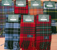 GL Attractions: Family Clan Scarves Selection Ferguson to MacCallum Modern