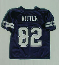 NWT New Jason Witten 82 Dallas Cowboys MESH Jersey Youth Toddler Sz 4 5/6 7
