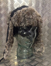 Russian / Soviet / USSR / Cossack Flying Hat with Ear Flaps - All Sizes - NEW