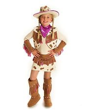 Rhinestone Cowgirl Cow Girl Child Costume Princess Paradise 3 3T 4 5 6 7 8 9 10