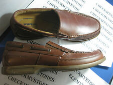 NEW  NUNN BUSH ANDERSON LOAFER SLIP-ON LEATHER PREMIUM COMFORT SHOES