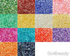 Loose Crushed Shell Powder in Varies Colors and Lot Sizes