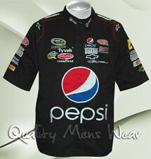 Jeff Gordon Black PEPSI #24 Pit Crew Shirt JH Design Retail $99