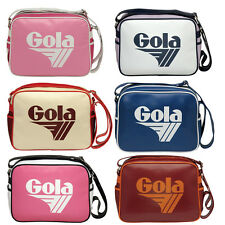 NEW GOLA REDFORD RETRO MESSENGER SCHOOL SHOULDER BAG
