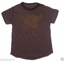 New Authentic Rowdy Sprout Aerosmith Wings Vintage Inspired Kids T-Shirt