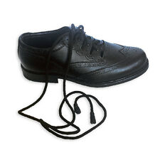 Gents Ghillie Brogues, Mens Kilt Shoes, Leather Uppers
