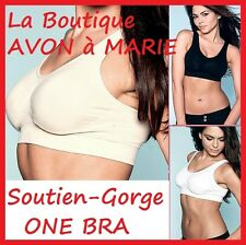 Soutien gorge sans armature THE ONE BRA Air Magic ahh AVON NEUF