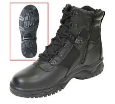 "Blood Pathogen Tactical Boot 6""- Waterproof & Bloodborne Pathogen Membrane-Black"