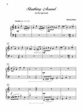 Grand One-Hand Solos for Piano, Book 4 8 Early Intermediate Pieces Melody Bober