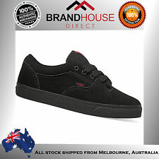 VANS MENS BLACK SKATE SHOES/SNEAKERS/CASUAL/SKATE ON EBAY AUSTRALIA!
