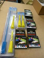 DAIWA HYDRO POLE ELASTIC WITH MAP POLE BUNGS / ROD BEAT THIS !!!