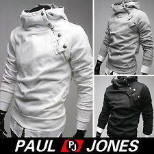 NWT Cool Mens Slim Fit Designed premium Casual Coat Jacket Outwear in Size S~XL