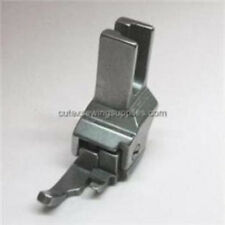 SEWING MACHINE COMPENSATING BINDING FOOT FOR DOUBLE FOLD BINDERS